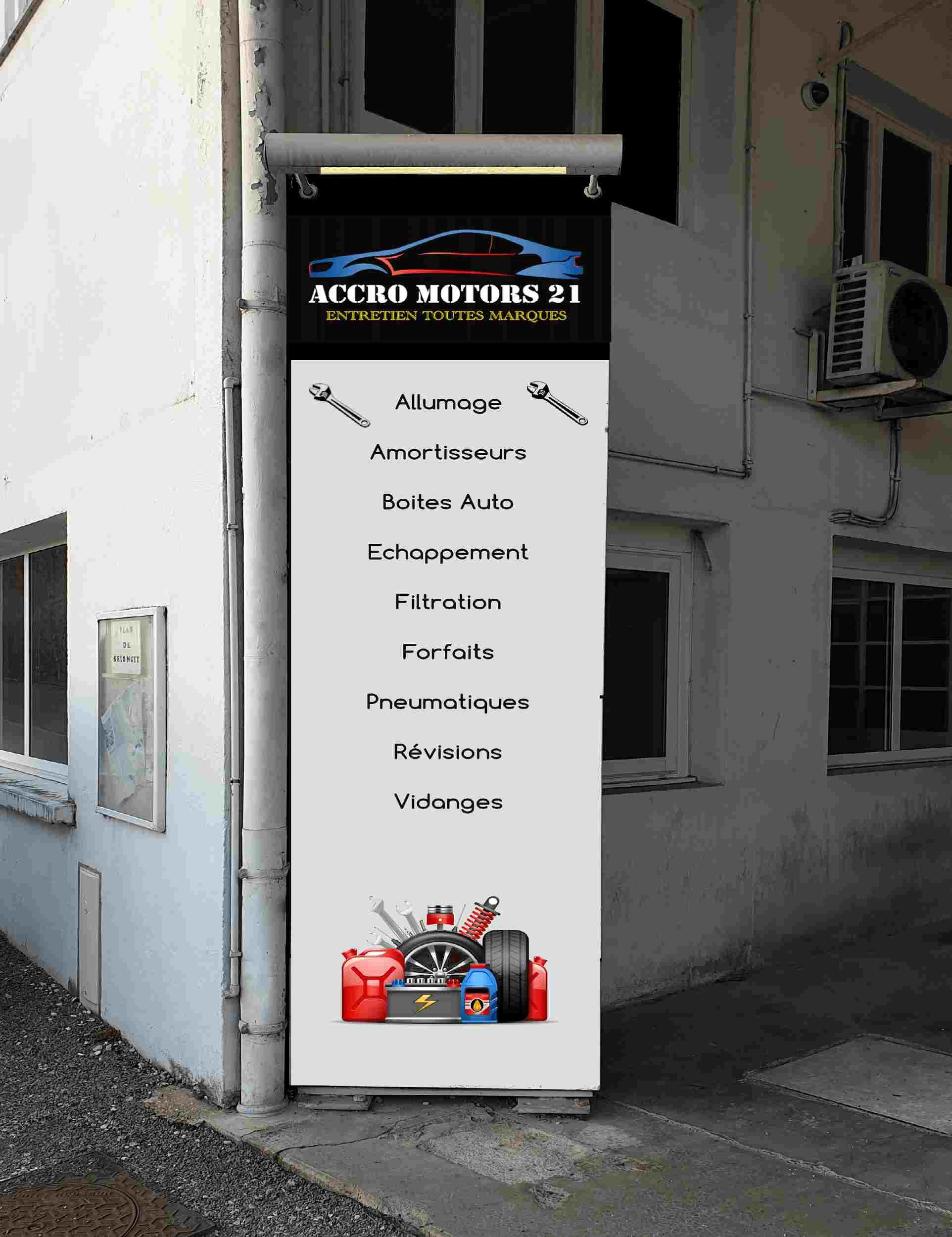 AccroMotors 21 - SELONGEY